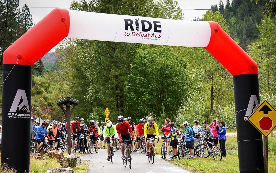 Silver Valley Ride To Defeat ALS